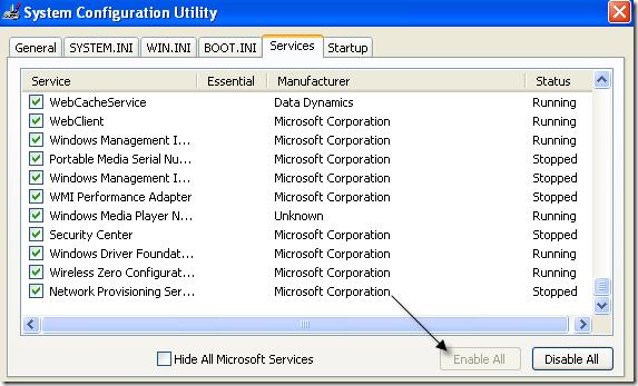 enable plug and play windows 10