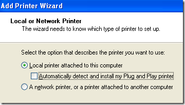 how to connect printer to network