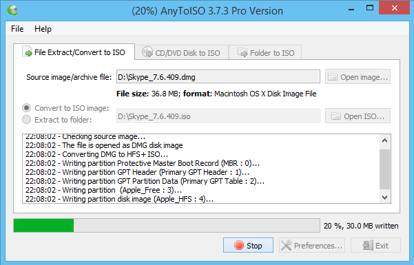 This Program Can Convert A Bunch Of Diffe File Types Including 7z Daa Dmg Rar Xar Etc To Iso Images It Also Take Any Cd Dvd Blu Ray And
