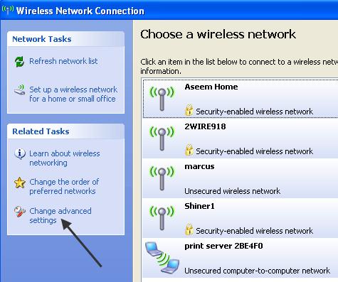 fix wireless certificate logon error