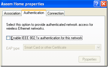 Validating identity wireless xp netgear router