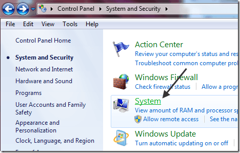 Validating windows 7 key