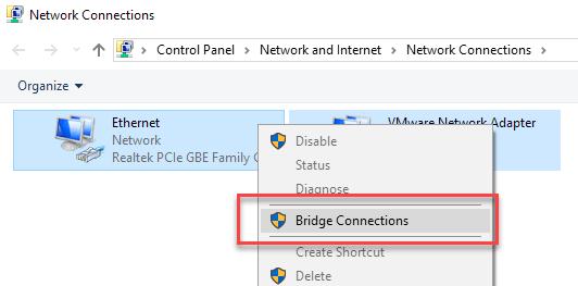 bridge network connections in windows 7 8 10 rh helpdeskgeek com