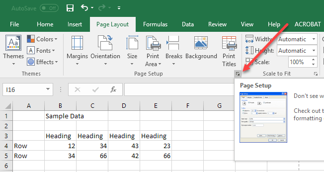 Center Your Worksheet Data In Excel For Printing. To Center The Data On Printed Page Click Layout Tab Then Arrow Button In Lower Right Corner Of Setup Section. Worksheet. Worksheet Works Excel At Clickcart.co
