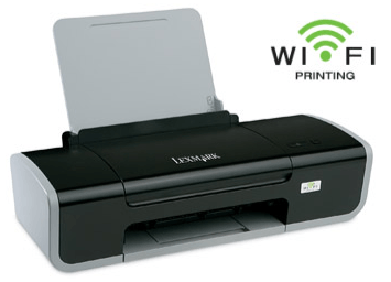 how to connect wireless printer to wifi