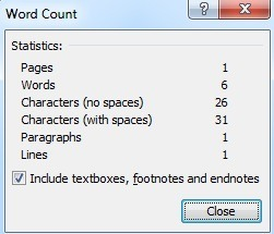 Where to find characterword count in word 2010 i still find this quite annoying since i use it so often so i wanted a quicker way to access this same info luckily in word 2010 there is an option to spiritdancerdesigns Images