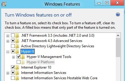 how to turn on hypervisor