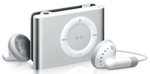 iPod Shuffle Bricked Not Charging