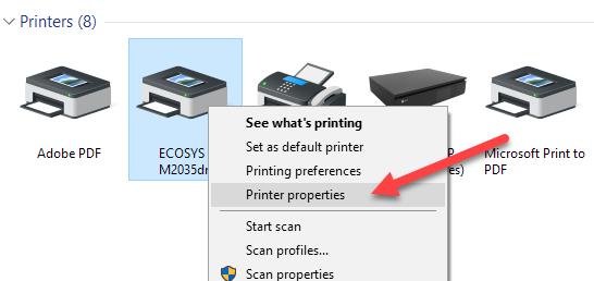 Troubleshoot Printer Stuck In Offline Status In Windows